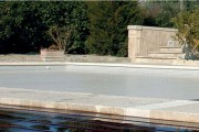 Sécurité piscine - Système de protection pour empêcher l'accès à la piscine aux enfants - Conformes à la norme NF P 90-308