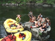 Séjour canoë pour enfants - Rafting - Canyoning - Parcours aventure (3 demi-journées)