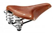 Selle velo en cuir - En cuire B 67 standard