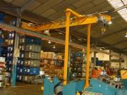 Semi portique de levage 400 Tonnes - Capacité (T) : de 1 à 400