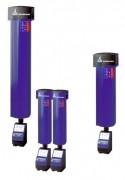 Séparateur d'eau centrifuge pour air comprimé - Débit jusqu'à 36.920 m3/h