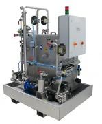 Séparateur d'huile industriel - Pour nettoyer les bains de dégraissage
