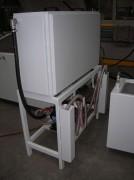 Séparateur de graisse - Machine avec tuyau d'aspiration