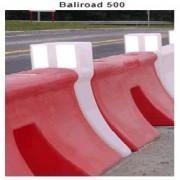 Séparateur de voies connectable - Baliroad 500