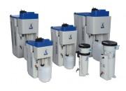 Séparateur eau-huile d'air comprimé