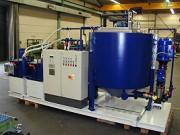 Séparateur épurateur de fluides par centrifugation - Filtration fine sans consommables