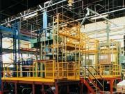 Séparateur industriel - Système de sécurité du personnel
