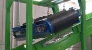 Séparateur magnétique et amagnétique - Protège des pollutions magnétiques