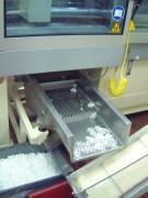 Séparateur pièces carottes - 10% de Productivité minimum
