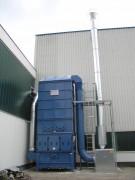Séparation brouillards d'huile compacte - Dèbit 8.500 m3/h