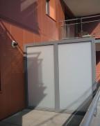 Séparation de balcon