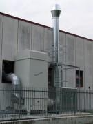 Séparation des brouillards d'huile implantation - Minicompact S