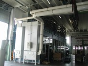 Séparation des brouillards d'huile minicompact S 7.000 m3 par heure - Débit 7.000 m3/h