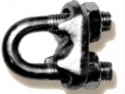 Serre câbles à étrier - Diamètre du U (cm) :  de 3 à 16