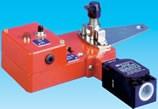 Serrure à loquet électro-mecanique - Interverrouillage d'accès SENLT