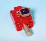 Serrure à pêne à verrouillage mécanique - Verrouillage de circuits
