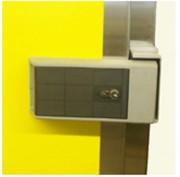 Serrure de porte isotherme - Pour porte coulissante ou pivotante