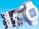 Serrure rotative avec ou sans contact - Verrouillage d'interrupteur RTK