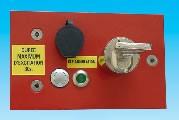 Serrure rotative électromécanique à contact - L'interverrouillage de circuit PERTK C6