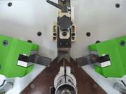 Sertisseuse 1 angle hydraulique - SERTISSEUSE HYDROPNEUMATIQUE 1 ANGLE WINOTEC 456