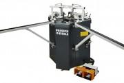 Sertisseuse d'angle hauteur profilé 200 mm - Hauteur maxi du profilé : 200 mm