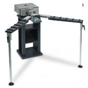 Sertisseuse d'angle pression 6.5 ou 7 Bar - Pression : 6.5 ou 7 Bar - Consommation d'air : 11.5 ou 25 NI