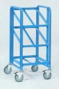 Servante atelier pour bac plastique - Charge (kg) : 200 ou 250