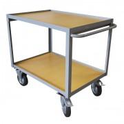 Servante d'atelier 2 niveaux - Capacité : 300 - 500 kg