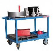 Servante d'atelier charges lourdes - Charge utile (Kg) : 1000