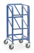Servante en acier pour bacs - Charge (kg) : 200 - Norme EN 1757-3