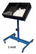 Servante pupitre d'atelier - Charge utile (kg) : 50 - 250