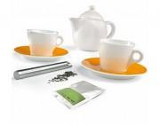 Service à thé personnalisé