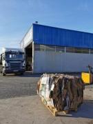 Service collecte et revalorisation déchets - Capacité de bennes : de 4 à 30 m³