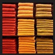 Serviette hotel en coton - Dimensions (cm) : de 50 x 100 à 100 x 150