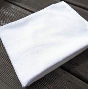 Serviette hotel microfibre - Dimensions (cm) : 90 x 50; 100% polyester