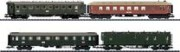 SET DE 4 TRAINS A GRANDE VITESSE H0 TR - 249317-62