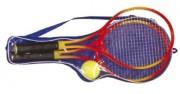 Set de deux raquettes pour débutants - Longueur (cm) : 61
