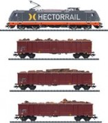 SET DE TRAIN H0 TR HECTORRAIL ET CARGO V - 249355-62