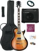 Set guitare électrique LP Sunburst - 303823-62