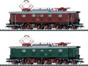 SET LOCOMOTIVE ELECTRIQUE H0 TR E 52/ E séries EP5 - 249321-62