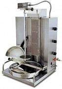 Shawarma grill - Dimensions (L x l x h) : 530 x 590 x 870 et 530 x 590 x 1070 mm