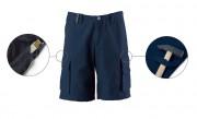 Short bermuda homme - Tailles: de S à XXL