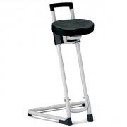 Siège assis debout ergonomique - Très stable et facile à déplacer avec sa poignée
