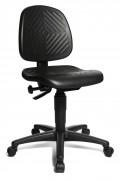 Siège atelier ajustable - Hauteur d'assise réglable( cm) : De 41 à 54