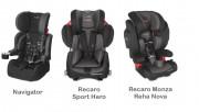 Siège auto enfant handicapé - Siège auto baquet pour enfants handicapés de 9 à 50 kg selon les modèles.