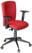 Siége bureau opérative automatique - Hauteur d'assise : 40-62 cm - Hauteur totale : 89-101 cm