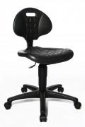 Siège d'atelier à réglage progressif - Hauteur d'assise (cm) : 41 - 54