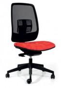 Siège de bureau avec dossier résille ou tapissé - Avec dossier résille ou tapissé