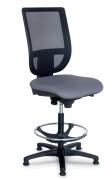 Siège de bureau réglable à assise dynamique - Piètement 5 branches 660 mm