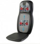 Siège de massage pour dos et épaules réglable - Massage des épaules avec rail vertical